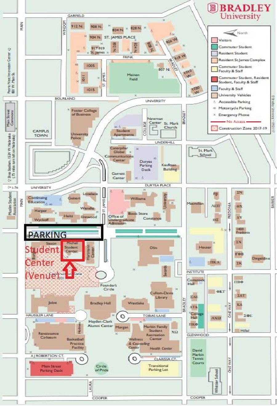 bradley university campus map Get Outplayed Ii Details bradley university campus map