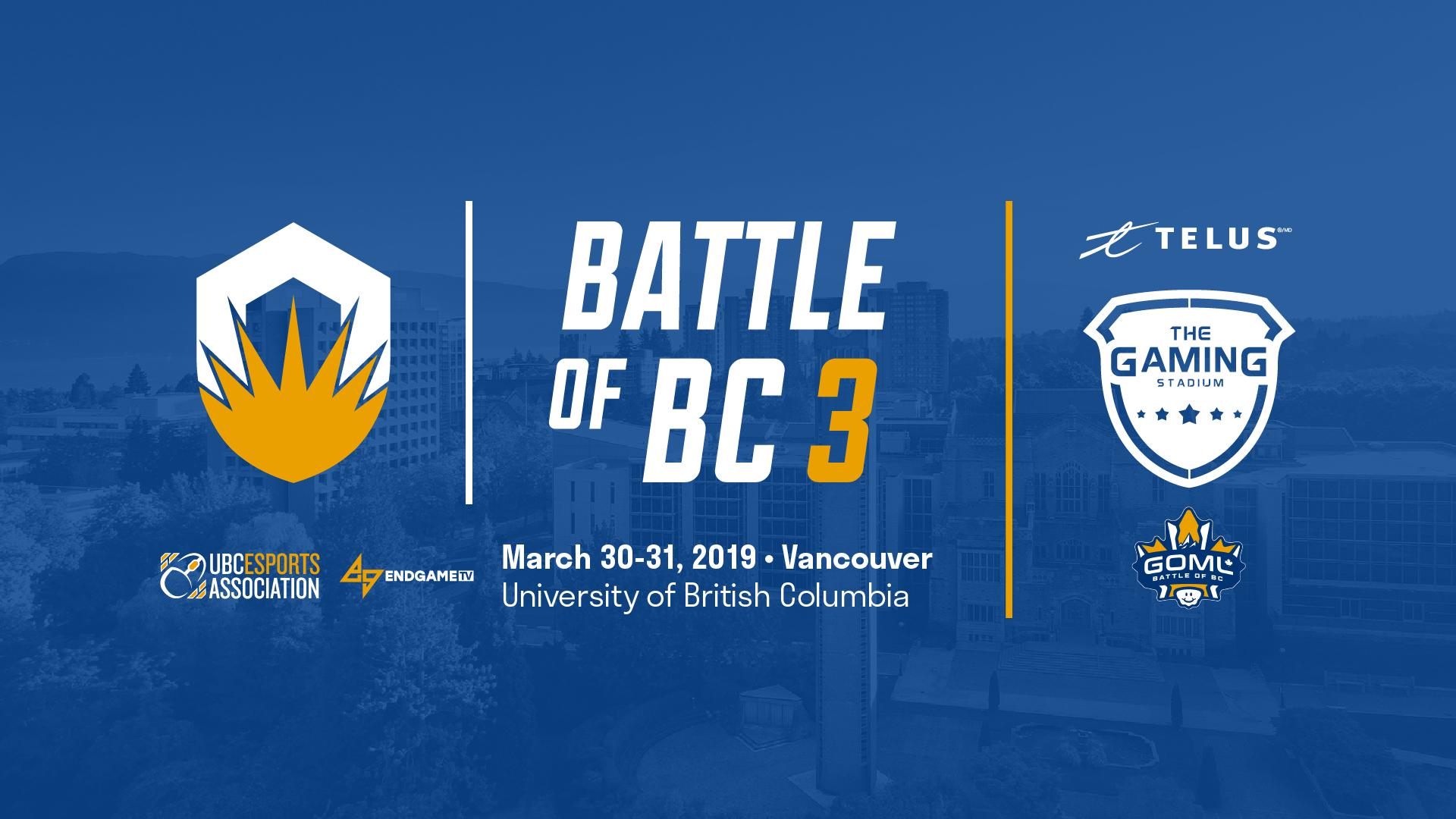 Battle Of Bc 3 Details