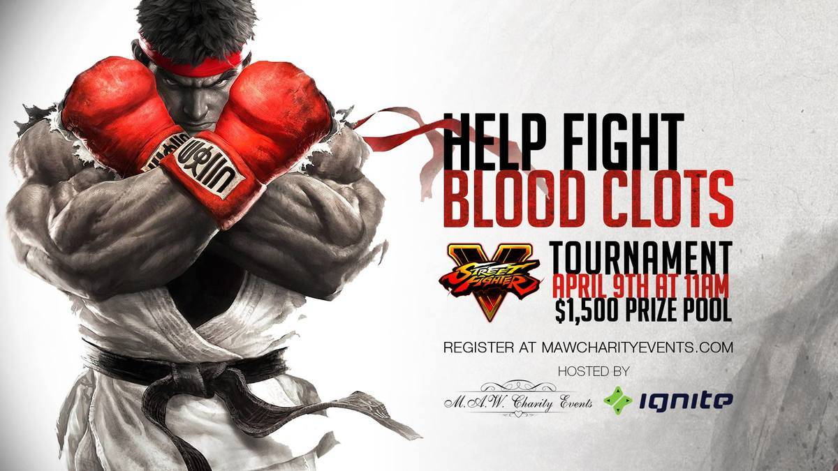 fight blood clo brackets