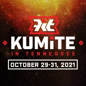 Kumite in Tennessee 2021