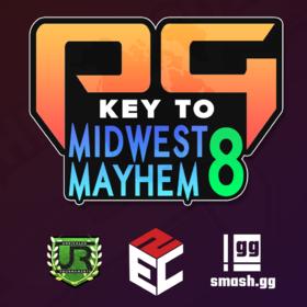 PG Key to Midwest Mayhem 8: North America Tour Thumbnail