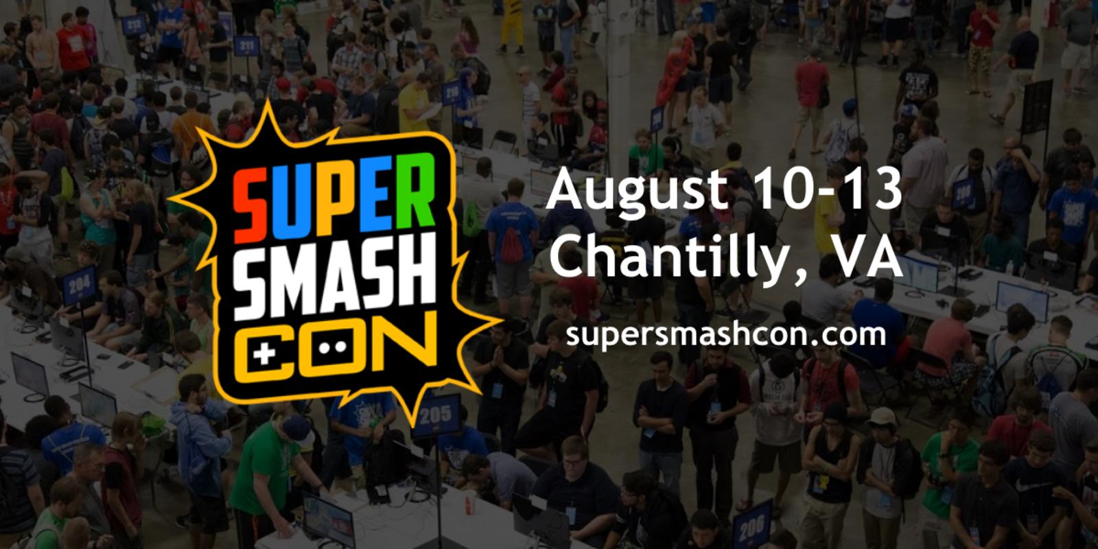 Smash Tour: August 11-13 ~ Super Smash Con 2017, SmashBox 4 - n3rdabl3